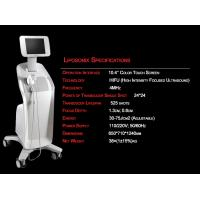 Wholesale HIFU Slimming High Intensity Ultrashape Liposonix Machine With FDA from china suppliers