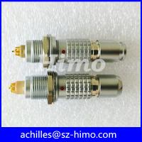 Wholesale 1B 308 8 pin lemo connector equivalent from china suppliers