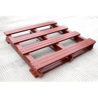 Wholesale Custom Shipment Wood Plastic Composite Pallet Decking and WPC Tray from china suppliers