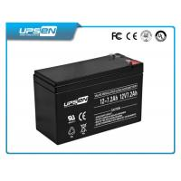 China VRLA Sealed Lead Acid Battery  for Alarm System Security System CCTV and Cameras on sale