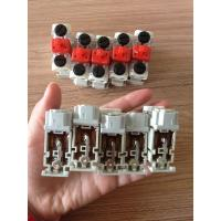 Wholesale Telecom Drop Wire  Subscriber Connector Simply Clamping on Guide Rail Inside Distribution Box from china suppliers