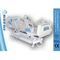 Wholesale Luxury Height Adjustable Hospital Electric ICU Bed , Hospital Beds At Home from china suppliers