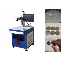 Wholesale Stainless Steel Laser Printing Machine / Laser Sheet Metal Marking from china suppliers