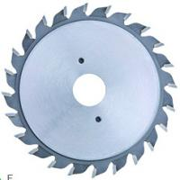 Wholesale Adjustable Scoring T.C.T Saw Blade , Metal Saw Blades To Score The Coating On Laminated Tooth Model F from china suppliers