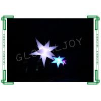 Wholesale LED Star Inflatable Lighting Decoration Two Size , Custom Air StarLight from china suppliers