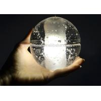 Wholesale Transparent Crystal Chandelier Lights Glass Ball Led Pendant Lighting from china suppliers