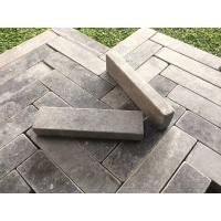 Wholesale Blue Limestone Antique Bricks,Strip Stones,Tumbled Tiles,Floor Tiles,Wall Tiles from china suppliers