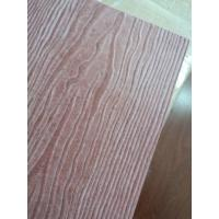 Wholesale Decorative Waterproof Wood Fiber Cement Panel , Fiber Cement Board Siding from china suppliers