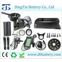 Wholesale BBS03/BBSHD 8Fun 48V 1000W mid drive motor kit with 52V 14Ah Li-ion central USB down tube battery from china suppliers