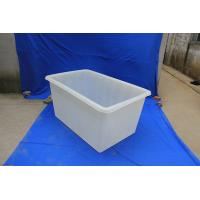 Wholesale PE plastic square tank from china suppliers
