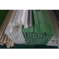 Wholesale Nonconductive Thermal Insulation Plastic FRP Square Tube Fiberglass Square Tubing from china suppliers