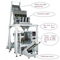 Wholesale SS304 Vertical Packaging Machine / Pistachio Nuts Packing Machine 4000 bag/hour from china suppliers