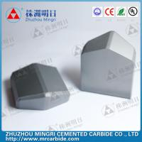 Wholesale WC Co Cemented carbide TBM Disc Cutter shield cutting OEM / ODM from china suppliers