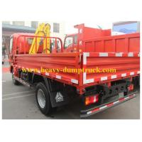 Wholesale 13.1 t Sinotruk HOWO truck mounted crane Euro Ⅲ 88 hp for Africa from china suppliers
