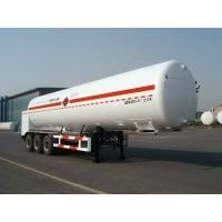 Wholesale 45000L-3 Axles-Cryogenic Liquid Lorry Tanker for Liquid Ethylene from china suppliers