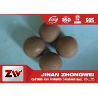 Wholesale Diameter 20mm forged and cast grinding steel balls for ball mill from china suppliers