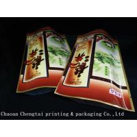 Wholesale Colorful Stand Up Pouches Plastic Packaging Bags For Tea / Coffee / Powder from china suppliers