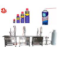 Wholesale Aerosol Spray Can Filling Machine from china suppliers
