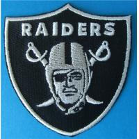 Wholesale New Oakland Raiders Team Logo Patch Iron On from china suppliers