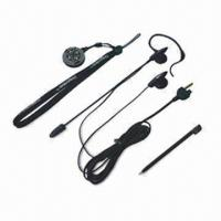 Wholesale Handheld Game Accessories, NDSL 3-in-1 Bundle Kit with Headphone and Microphone from china suppliers