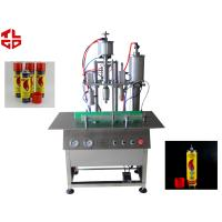 Wholesale Semi Automatic LPG Gas Filling Machine / Butane Gas Refilling Machine High Speed from china suppliers