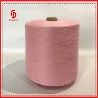 Wholesale Virgin 100% polyester yarn in Bright color TFO twist Ring Spun Yarn from china suppliers