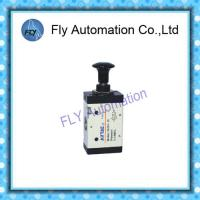 Wholesale AIRTAC Push pull Valve 3L series 1/8 1/4 3/8  3/2 Way Pneumatic Manual Hand valve from china suppliers