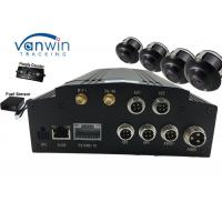 Wholesale BUS CCTV System MDVR G-Sensor GPS WIFI 3G 4CH HDD / SD Card Recorder for Car from china suppliers