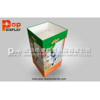 Buy cheap OEM Supermarket Promotion One Tray Dump Bin Display For Nuts Snack from wholesalers