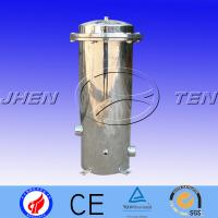 Wholesale Long Life Span Stainless Filter Housing For Biotechnology Easy To Operate from china suppliers