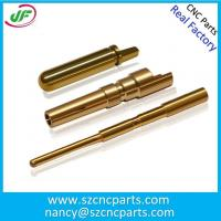 Wholesale Customized High Precision Brass CNC Machining Parts, Metal Parts from china suppliers
