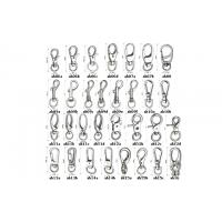 Wholesale Snap hooks, parrot hooks, metal hooks, key hooks, bag hooks from china suppliers