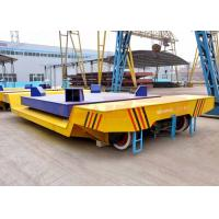 Wholesale High temperature battery power billet transfer car on steel rails from china suppliers