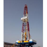 Wholesale Hydraulic Drilling Rig Mast For Oil In Drilling Rig , High Performance from china suppliers