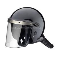 Wholesale Anti riot helmet, military police anti-riot helmet,anti-riot helmet with mask hooker from china suppliers