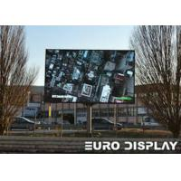 Wholesale High Brightness Outdoor Full Color LED Display Wall Screen For Commercial Advertising from china suppliers