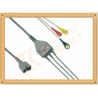 Wholesale Ecg Patient MEK Cable 9 Pin One Piece 3 Leads for MEK MP1000  MP600  MP500 from china suppliers