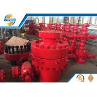 Quality Oil Field Wellhead And Christmas Tree Equipment , Oil Well Christmas Tree Valve for sale