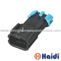 Wholesale 2 Way Male Auto Wiring Harness Connectors GM Delphi Sensor Plug  15300027 from china suppliers