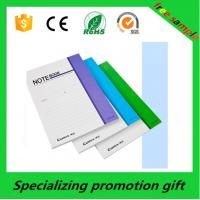 Wholesale Soft Cover A4 58 Page Notebook Promotional Stationery FCC / SGS from china suppliers