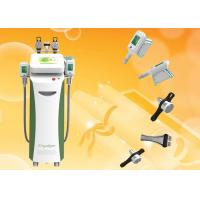 Wholesale Effective Cryolipolysis Slimming Machine , 1800W Cryotherapy Body Shaping Equipment from china suppliers