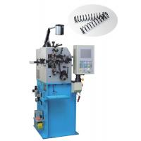 Wholesale 15% Faster Spring Making Equipment Computer Control With 0.75 Kw Cam Axis Servo Motor from china suppliers