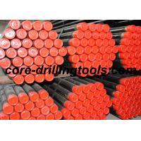 Wholesale 3m / 1.5m Wireline Drill Rods , High Efficiency Metric Drill Rod Steel from china suppliers