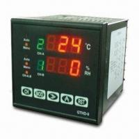 Wholesale Humidity Indicator with Input Sensor and 12 Channels Temperature Display from china suppliers