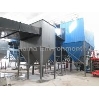 Multi Cyclone Dust Collector With High Efficient Mist Eliminator