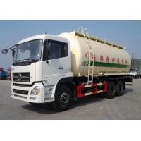 Wholesale DFAC SINOTRUK 40m3 Cement Bulker Truck 4x2 3 Axles For Powder Transport from china suppliers