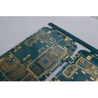 Wholesale Blue Solder High - Density Multilayer PCB Board with Blind Holes for Smart Phone from china suppliers