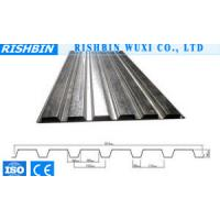 Wholesale Custom Q235 Q345 Q410 Metal Decking Sheet 915mm Width / gi floors plate from china suppliers