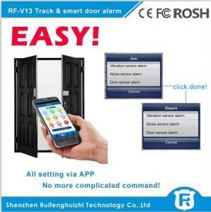 Wholesale Reachfar RF-V13 anti theft door sensor alarm/sms gsm tracker smart door alarm from china suppliers
