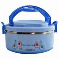 Wholesale Food Warmer Lunch Box, 1.8L Capacity, Available in Various Colors and Sizes from china suppliers